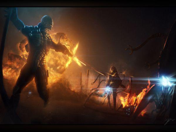 Guerre Contre Aliens Image N 347 Theme Divers Et Varie