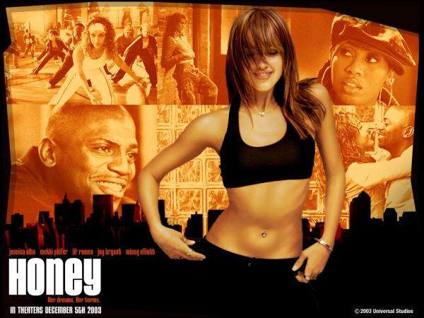 Honey - Jessica alba