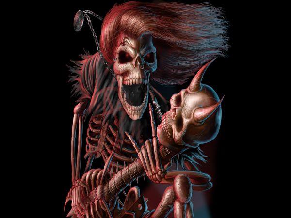 fonds-ecran-musicien-squelette-37 dans fond ecran squelette