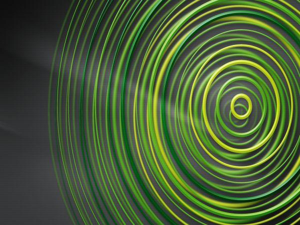 Spirale coloré